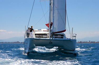 Catana 42 Ci With Watermaker