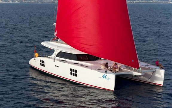 Sunreef 70 Crewed
