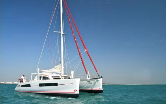 Catana 47 Ci With Watermaker & A/c - Plus