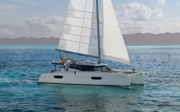 Saona 47 With Watermaker & A/c - Plus