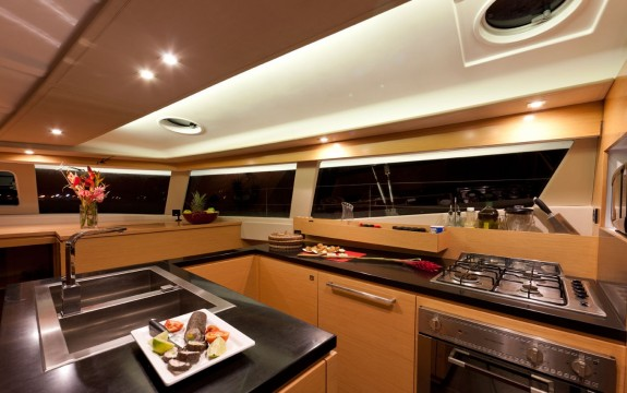 Sanya 57 - Skippered With Watermaker & A/c - Plus